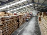 KD Oak Planks, Rustic, 80 mm