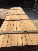 KD 16-18% Colombia Teak Decking, 19x90 mm