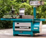 Woodworking Machinery - Used Martin Round Rod Moulder - Romania
