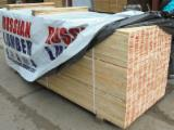 Spruce (Whitewood) Lumber, KD, 22+ mm Thick