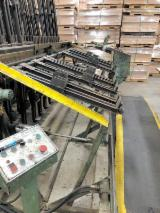 Woodworking Machinery - Doucet 40 Section-A Board Gluing Machine, 1998