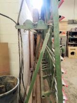 Striebig Woodworking Machinery - Striebig 5192-A Panel Saw, 1992
