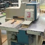 HOLYTEK Woodworking Machinery - Used HOLYTEK 12TK Rip Saw, 2000