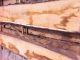 AD Chestnut Unedged Boards, 34+ mm