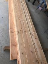 Vender Sulcos E Ranhuras - Parquet Larix , Pinus - Sequóia Vermelha, Abeto - Whitewood 20-50 mm