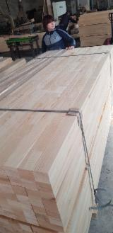 Componentes De Madeira Maciça - Batentes / Marcos Para Janelas Pinus - Sequóia Vermelha
