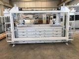 Cefla Woodworking Machinery - Used Cefla Pieffe VL5/3500 Oven, 2007