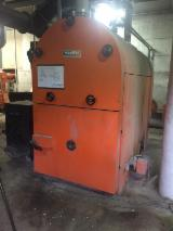 Boiler Systems With Furnaces For Chips - Used Mawera FU 350 RIA-B Boiler System, 2006
