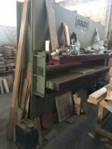 Used Colombo Laminated Wood Press, 2018