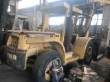 Woodworking Machinery Front Stacker - Used Hyster Front Stacker, 1993