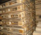Premium Quality Used/New Pine Epal Pallets