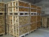 KD Hornbeam Cleaved Firewood, 5-17 cm