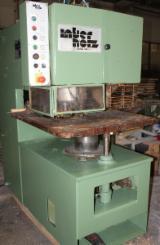 Maszyny Do Obróbki Drewna - Automat do flekowania, sękarka, Raimann A10