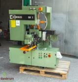 Woodworking Machinery - Used Arminius SK1 Sander for Working Edges