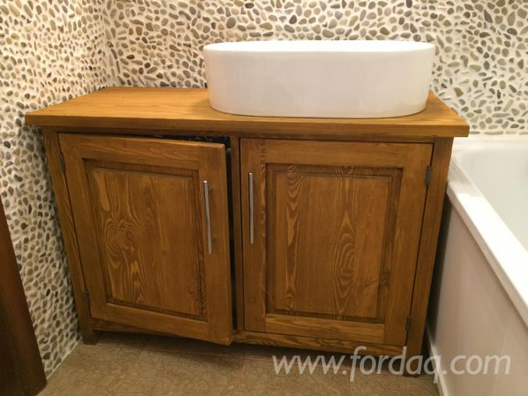 Pine Traditional Cabinets, 350x500x1000 mm