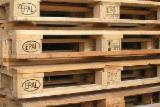 New/Used Softwood Euro-Epal Pallets