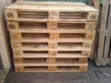 Premium Quality Used/New Pine Euro Pallets