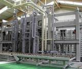 One-Side Loading and Unloading HPL Production Line