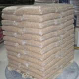 A1/A2 Fir/Pine/Spruce Wood Pellets, 6 mm