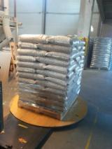 KD Spruce Wood Pellets, ENplus, 6-8 mm