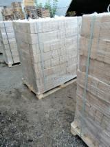 Vender Briquets De Madeira Pinho Cembrana, Pinho Amarelo Siberiano - Odessa Ucrânia