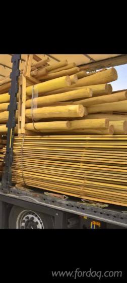 Acacia Square Logs, ABC 0.5-8 m