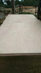 Full Okoumé Natural Plywood, 4-30 mm