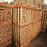 Dry Beech/Oak Cleaved Firewood Available for Sale