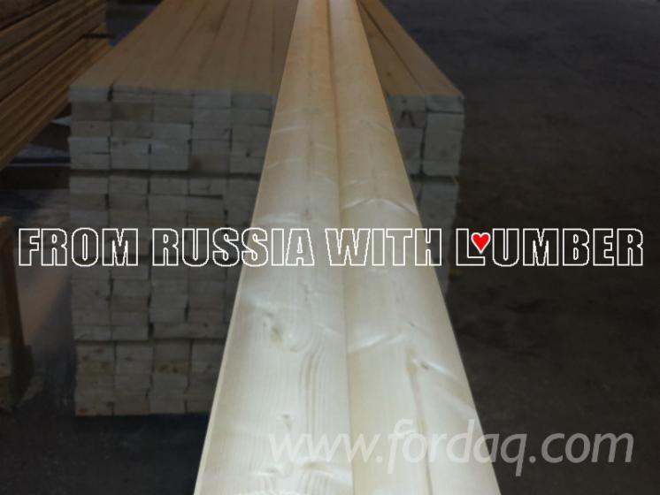Drewno Lite, Sosna Zwyczajna - Redwood, Świerk - Whitewood, Siding Zewnętrzny