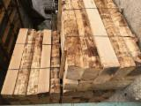 Fresh Sawn Oak Half-Edged Boards, 2+ m