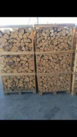 Birch Cleaved Firewood, KD 16% +/-2%