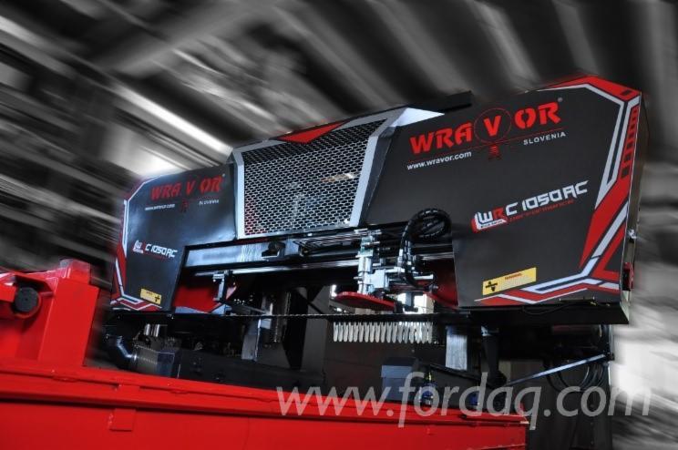 Vend-Scie-%C3%80-Ruban-%C3%80-Grume-Horizontale-WRAVOR-WRC-1050-ACH-Neuf