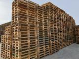 Vender Pallet Descartável Reciclado - Usado Em Bom Estado Roménia