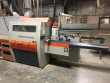 Woodworking Machinery Automatic One Side Rod Moulder - Used Weinig Quattromat 23 - 4 spindle Moulder