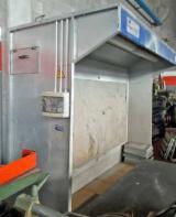 Vender Cabines De Pulverização Vertek CV SG 3000 Usada 2004 Itália