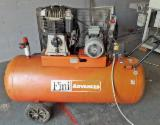 Woodworking Machinery - Used Fini BK 114-270 Compressor - 2006