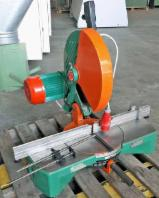 Used OMS FC 50R Cutting Machine, 2002