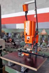 Bench & Column Type Boring - Used Blum Minipress M Bench&Column Type Boring, 2008