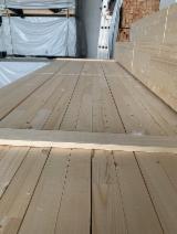 Europejskie Drewno Iglaste, Drewno Lite Z Innymi Materiałami Wykończeniowymi, Świerk - Whitewood