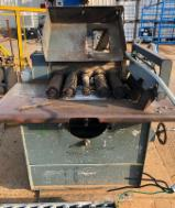Gang Rip Saws With Roller Or Slat Feed - Used Diehl MR-90 Gang Rip Saw, 1990
