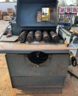 Gang Rip Saws With Roller Or Slat Feed - Used Diehl MR-90 Gang Rip Saw, 1978