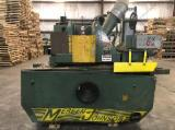 Gang Rip Saws With Roller Or Slat Feed - Used Mereen Johnson 3300-DCS-1 Gang Rip Saw, 1999