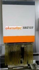 Window Production Line - Used Elumatec SBZ 122 Window Production Line, 2003