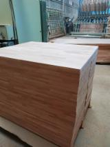 Beech Solid Wood Panels, 18-45 mm