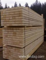 AD Spruce Timber, 45x95 mm, C16 Quality