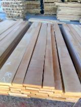Short and super short beech timber