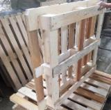 Best-Quality New Spruce EPAL/CP Pallets, 800x1200 mm