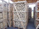 Hain- Und Weissbuche Brennholz Gespalten 8-12 cm