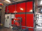 Boiler Systems With Furnaces For Chips - Uniconfort Boiler 2.9 MwH + Wood Chip Feeding System, 2002
