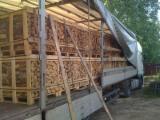 KD Oak/Beech Cleaved Firewood, 25 cm